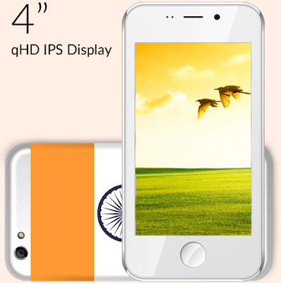 """On the day of its launch the """"world's cheapest smartphone"""" Freedom 251 was hit with negative press and social media scepticism.  Freedom 251 made a splash as it took full page advertisements in leading dailies and was formally launched by Defence Minister Manohar Parrikar.  Veteran BJP leader Murli Manohar Joshi was also on stage as did the phone maker Ringing Bells founder and director Mohit Kumar Goel.  Goel said Prime Minister Modi's Make In India campaign was an inspiration for the product,"""