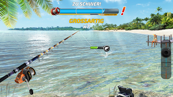 Fishing Clash: Catching Fish Game. Bass Hunting 3D v1.1.27 MOD