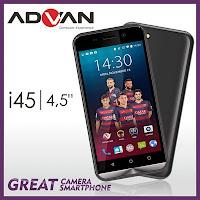 Advan i45 - HP Android 4G Dibawah 1 Juta