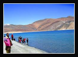 ladakh lake