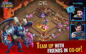 Download Game Castle Clash Rise of Beasts V1.3.16 MOD APK + DATA OBB