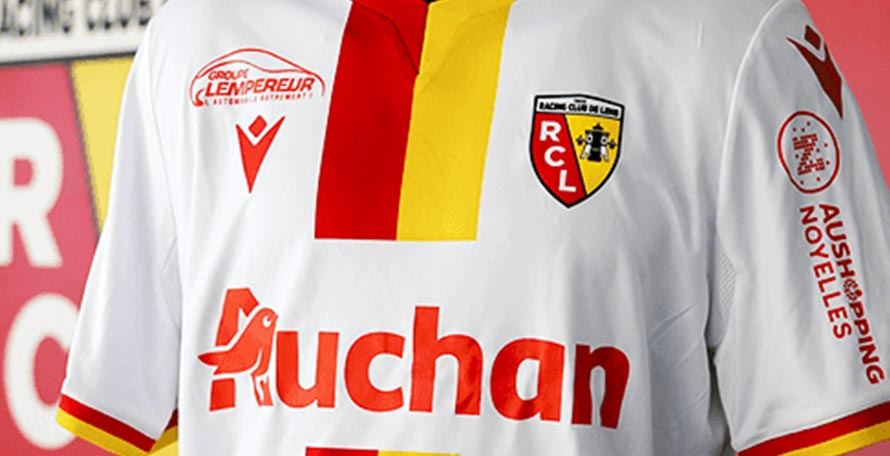 Rc Lens 20 21 Ligue 1 Third Kit Released Footy Headlines