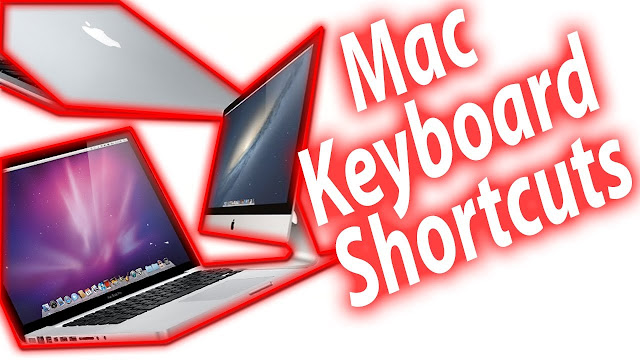 Apple Macintosh Shortcut Keys