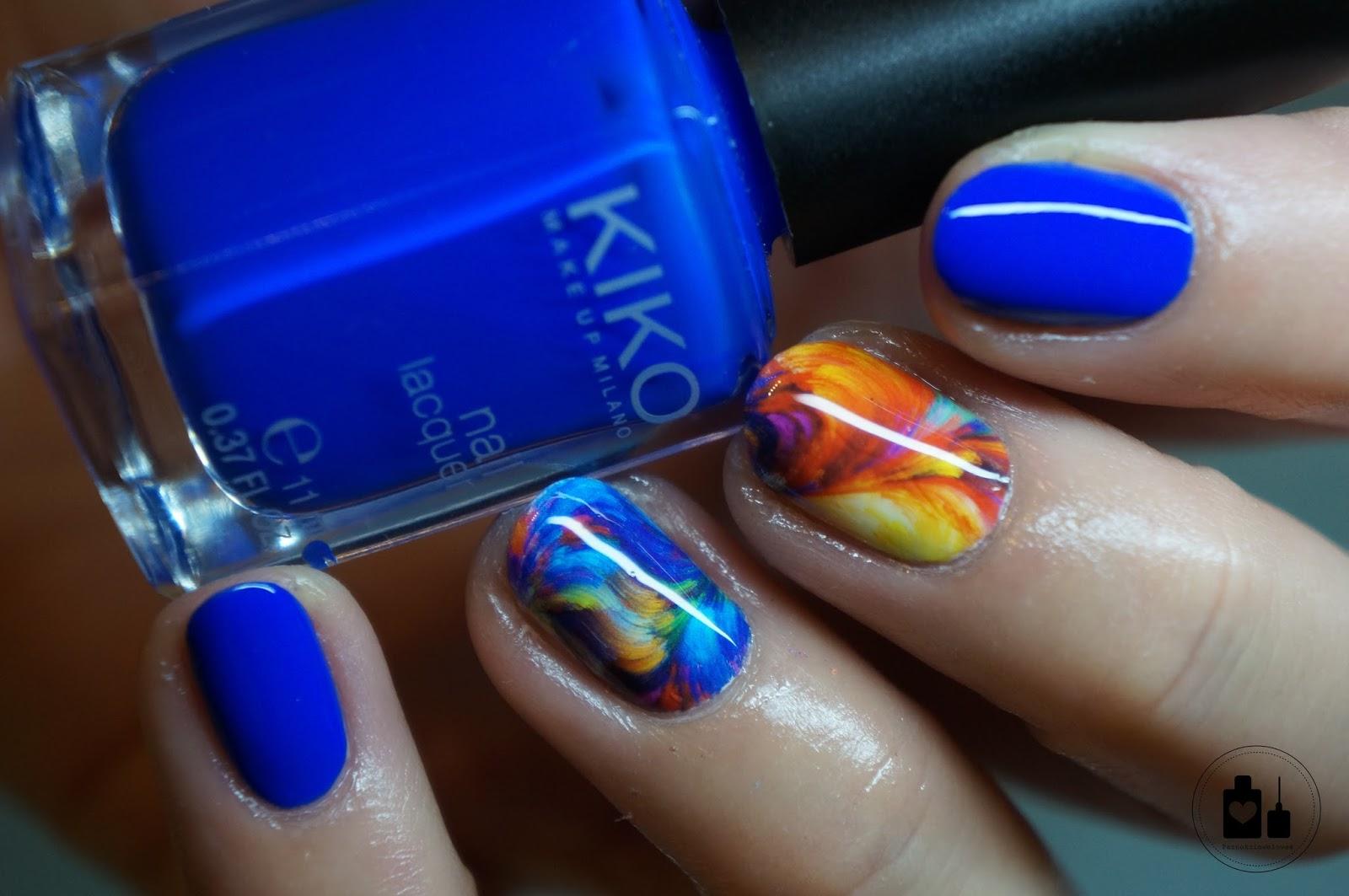 Kiko Electric Blue w nowej odsłonie.