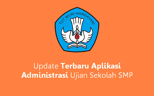 Aplikasi Administrasi Ujian Sekolah SMP