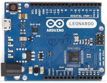 Arduino Leonardo Kartı