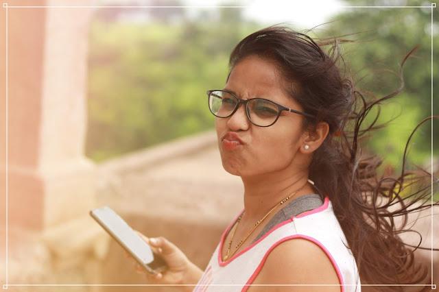 Portrait Of Priyanka