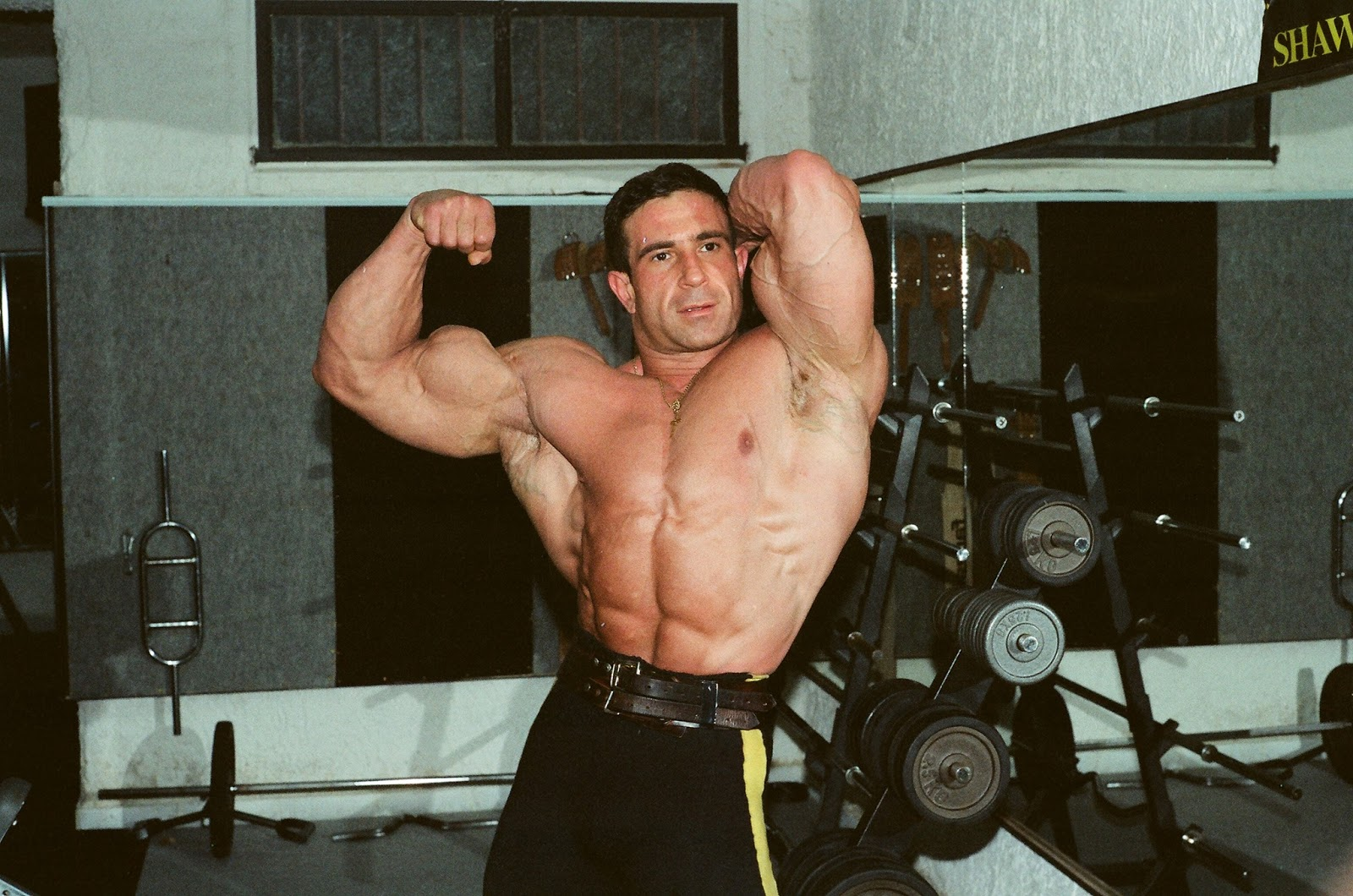 lover muscle