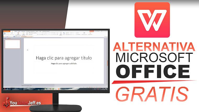 como descargar wps office español gratis mejor alternativa a