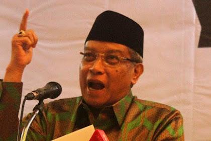 Jika Jokowi tak Terpilih Lagi, Ini dia Kekhwatiran KH Said Aqil Siradj