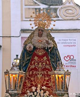 La Esperanza de Córdoba visitará el Santuario de María Auxiliadora: Horarios e Itinerario