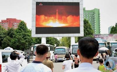 Coreia do Norte alerta contra guerra nuclear e Trump diz que armas estão preparadas