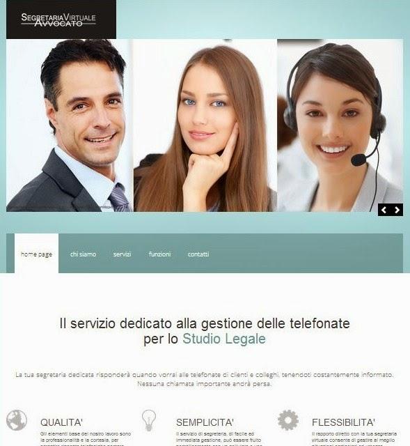 Il blog di soluzioni d 39 ufficio for Segretaria virtuale