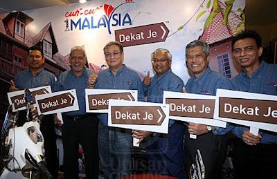 Dekat Je Tourism Malaysia