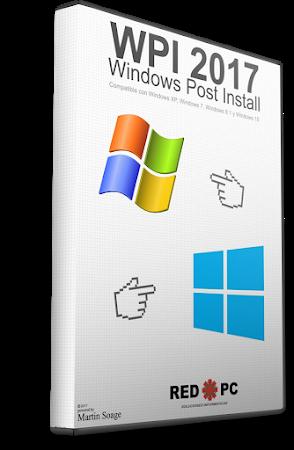 WPI 2017: Windows Post Install Español (2017)