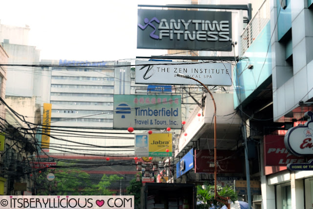 d4aca7fa881ae I conditioned my mind and body for my first session and went to The Zen  Institute in Binondo.