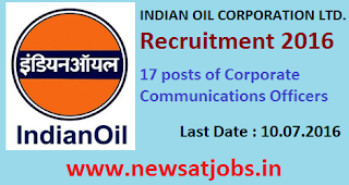 iocl+recruitment+2016+for+17+corporate+officer