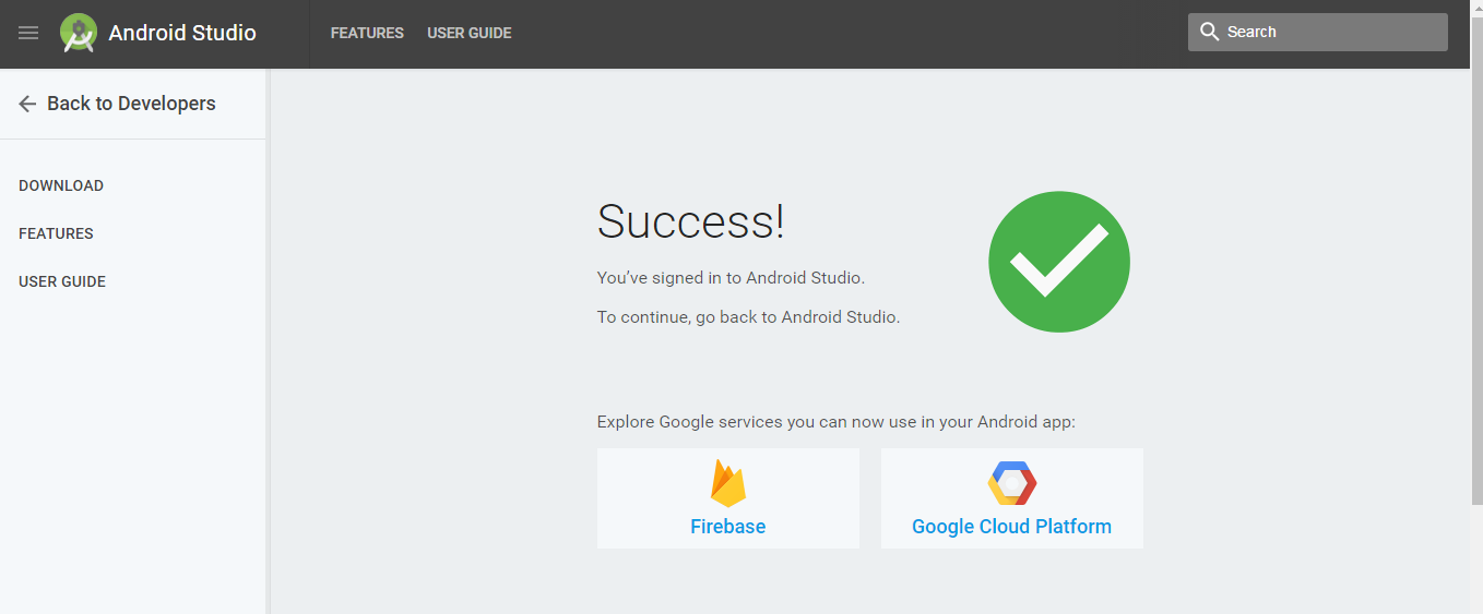 Simplified Android : Firebase (via Assistant) Crash Reporting In