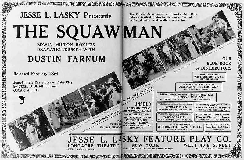 Silent Movie Finder 1914
