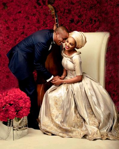 Bola Tinubu & Ambode Attend Zahra Buhari & Ahmed Indimi's Wedding (Photos)  | Nigeria Newspaper - Latest Nigeria News paper