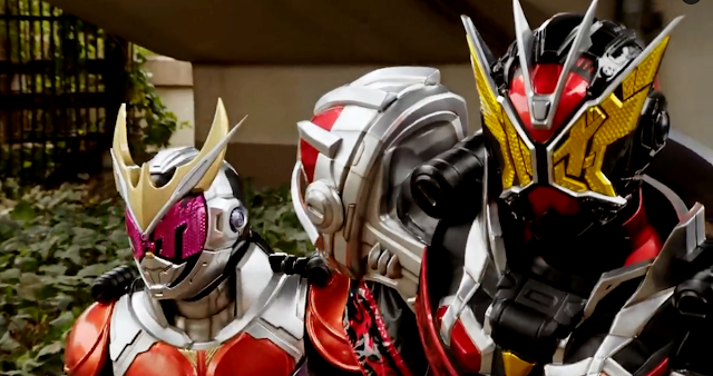 Kamen Rider Zi-O - Episode 33 Subtitle Indonesia