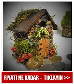 minyatür mini bahçe