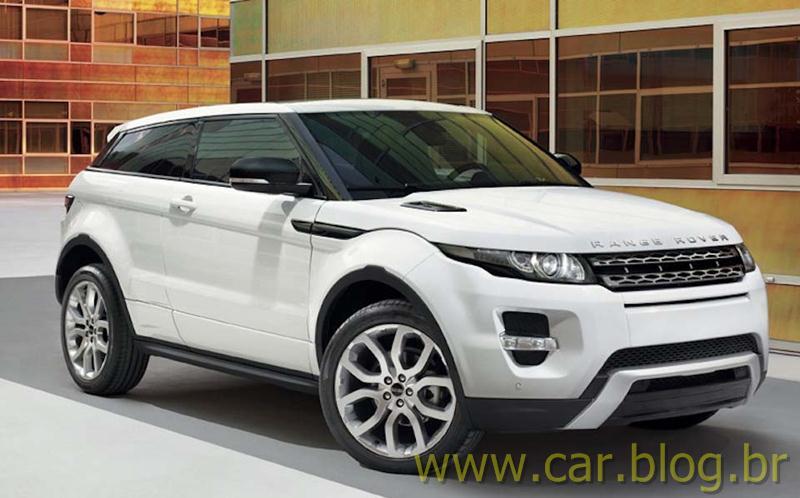fea9766f3 Range Rover Evoque chega à Argentina com preço equivalente a R$ 138 ...