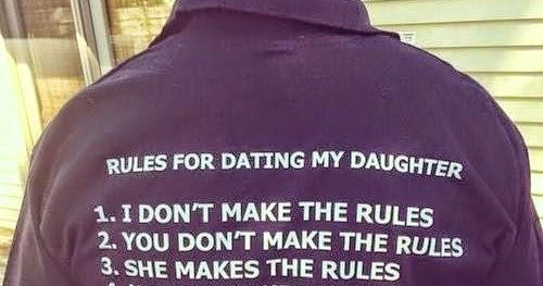 var kan jag köpa en regler för dating min dotter t shirt