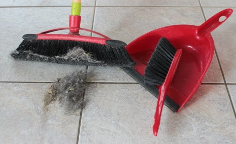 تفسير حلم رؤية تنظيف البيت أو كنس المنزل من التراب في المنام لابن سيرين