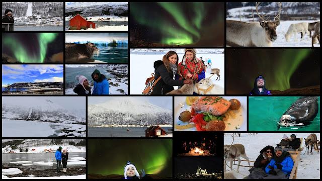 Tromsø Gezilecek yerler