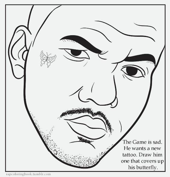 Gangsta Rap Coloring Book Pdf