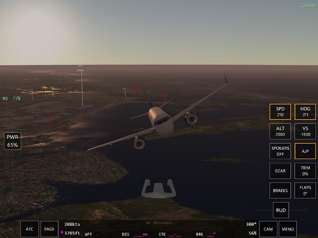 ERJ175 Infinite Flight