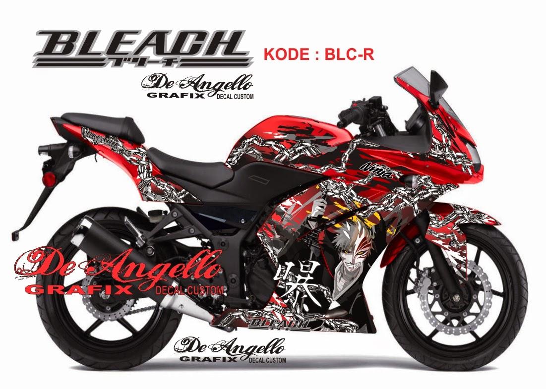 Kawasaki Ninja Fi Hijau Sangar Wallpaper Modifikasi Motor