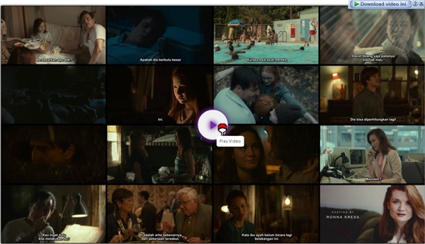 Screenshots Download Film Gratis The Glass Castle (2017) BluRay 480p MP4 Subtitle Indonesia 3GP Nonton Film Gratis Free Full Movie Streaming
