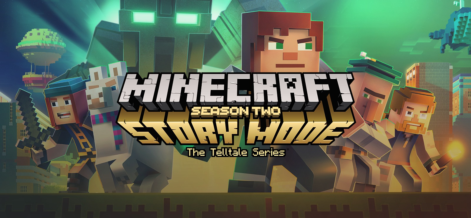 Descargar Minecraft Story Mode Season Two Para Pc 2018 Full Espanol