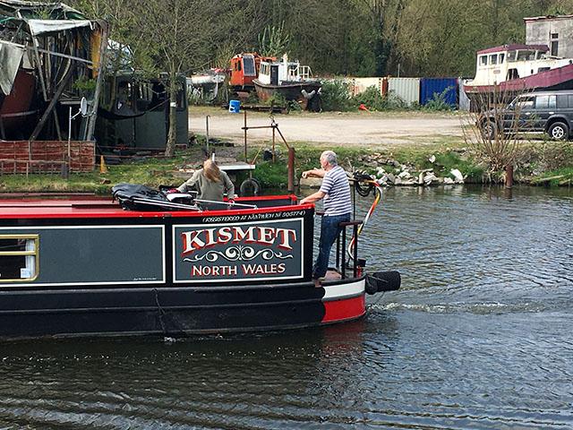 kismet boat