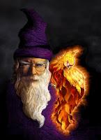 dumbledore fenix