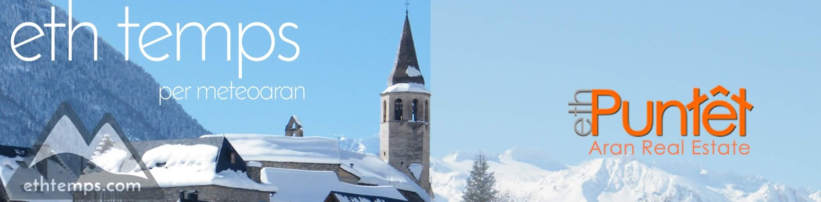 Meteoaran, Prevision deth temps en Baqueira, Val d'Aran