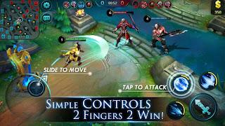Mobile Legends eSports MOBA Mod Apk High Damage