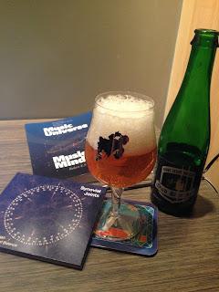 Oud Beersel Geuze Lambic