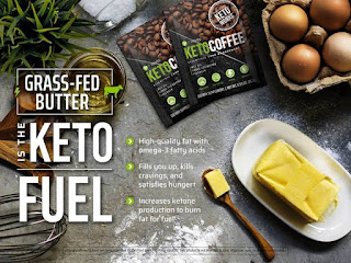 It Works Keto Coffee image