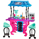 Monster High Fright Roast Coffee Playset How do you Boo Doll