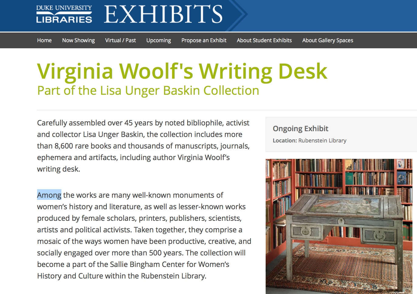 virginia woolf an essay in criticism Recent feminist criticism has revolutionized the way we view modern literature, none more than the stories and novels of virginia woolf jane marcus here collects.