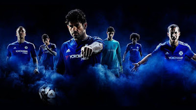 PES 2016 Graphic Menu Chelsea By Fendi