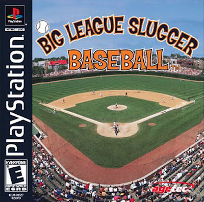 descargar big league slugger baseball psx mega