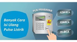 beli token listrik via internet banking,cara beli token listrik internet banking mandiri,cara beli token listrik di indomaret