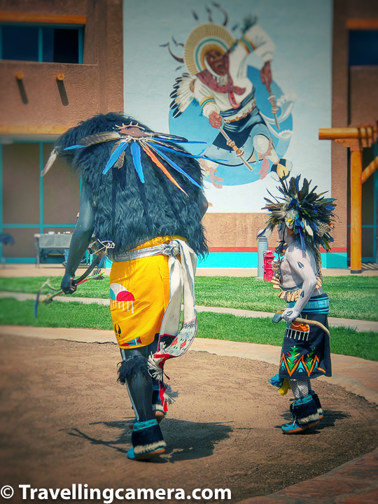 The Indian Pueblo Cultural Center is the only place in North America to offer traditional Native American dances every week year-round, showcasing dance groups from the 19 Pueblos of New Mexico, as well as Plains Style, Navajo, Apache, and Hopi dancers.