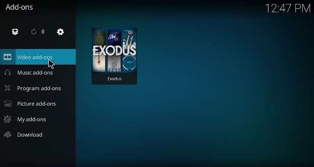 How To Install Exodus Addon On Kodi v17.1 Krypton