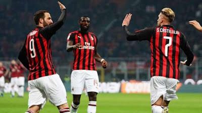 Menang Atas Genoa, Milan Mulai Lupakan Gonzalo Higuain?