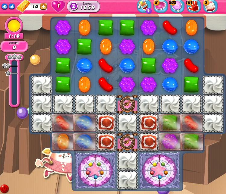 Candy Crush Saga 1859